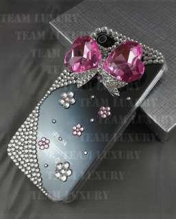 Luxury Swarovski 2058 Crystal Rhinestone Bling Hard Case Cover IPHONE