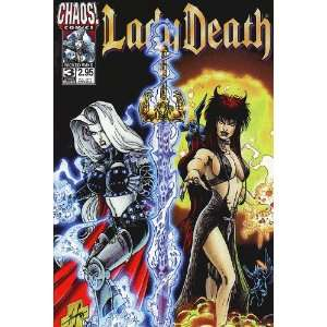 Lady Death 3 Comic 1998: David Quinn, Brad Pullido: Books