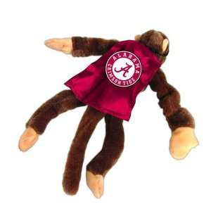 of 2 NCAA Alabama Crimson Tide Plush Flying Monkey Stuffed Animals