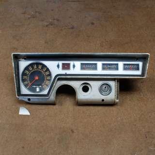 Dodge Dart 63 64 instrument cluster gauges