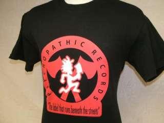 ICP PSYCHOPATHIC RECORDS t shirt M