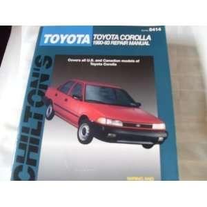 2007 toyota corolla repair manual pdf