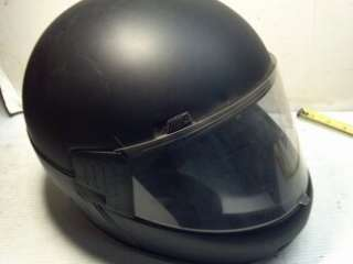 ITALIAN DOT FULL FACE SMALL FAKE LEATHER ENCLOSED HELMET WOW