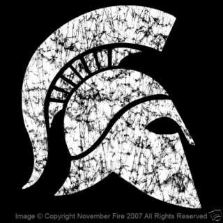 Spartan Helmet Shirt 300 Greek Warrior Hoplite God War