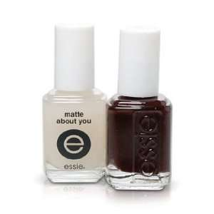 Essie Essie Wickedly Matte Duo Set: Beauty