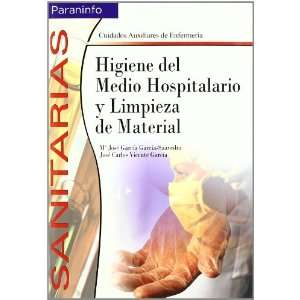 Maria Jose Garcia Garcia Saavedra, Jose Carlos Vicente Garcia Books