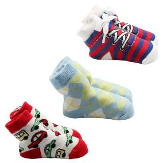 Socks Newborn Infant Toddler Baby Girls Booties Shoes Socks