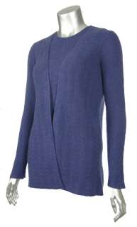 Sutton Studio Womens 100% Pure Cashmere Twinset Cardigan & Shell