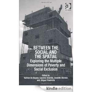 Between the Social and the Spatial Katrien De Boyser, Caroline