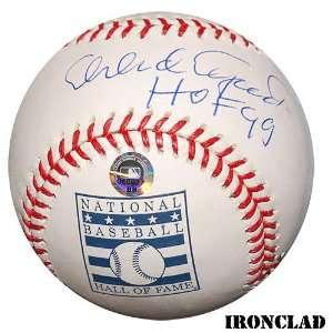 Ironclad San Francisco Giants Orlando Cepeda Signed Hof