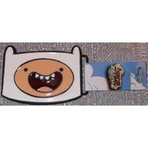 Licensed Adventure Time FINN Character BELT BUCKLE