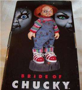 Bride Of CHUCKY Animated Doll Good Guy New