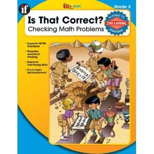 Checking Math Problems (9780742427839): Melissa Warner Hale: Books