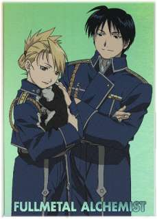 Fullmetal Alchemist Full Metal Special Trading Card ONE CARD ONLY OPEN