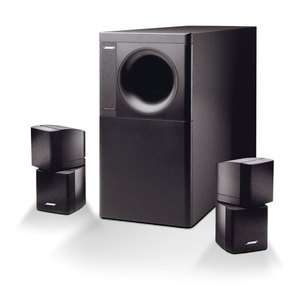 Bose Acoustimass (R) 5 Series III Black Stereo Speaker System