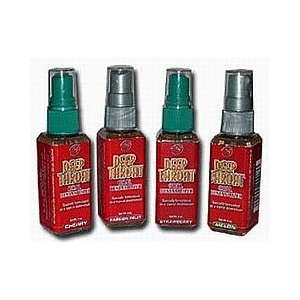 Bundle Deep Throat Desensitizer Cherry 2 oz and Aloe Cadabra Organic