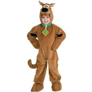By Rubies Costumes Scooby Doo Super Deluxe Toddler / Child Costume