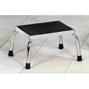 Clinton Industries Step Stool Chrome Plated Everything