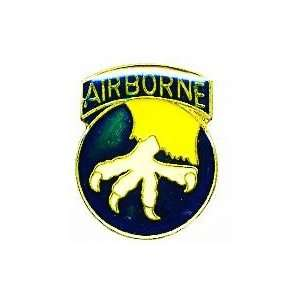 Lot of 12 Army 17th Airborne Division Hat Pins T035
