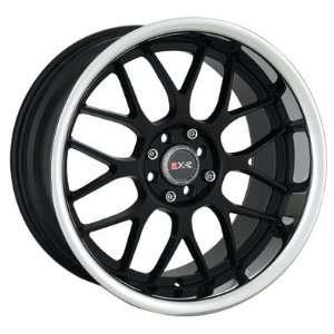 18 x 7.5 XXR Wheels 006 (Painted/Black) Wheels (Quantity