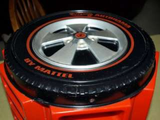 Nice Rare Original 1969 Mattel Hot Wheels Autorama CounterTop Display