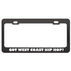 Got West Coast Hip Hop? Music Musical Instrument Black Metal License