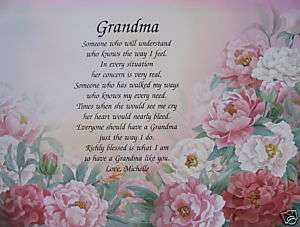 FOR GRANDMA GIFTS FOR BIRTHDAY, CHRISTMAS, MOTHERS DAY, ETC