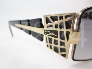 CAZAL Vintage LEGEND Sunglasses Black Gold 9020 001