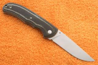 SANRENMU SRM High Quality Steel Folding Knife MC6 908