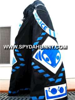 Spydahunny Trax Alien Rave Shuffle Phat Pants   Custom Fit