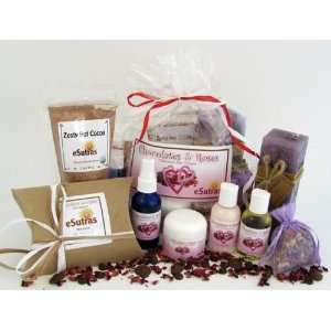 Chocolate & Roses Valentines Day Gift  Grocery & Gourmet