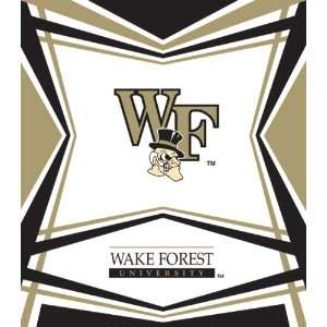 Forest Demon Deacons Stretch Book Cover (8190261)