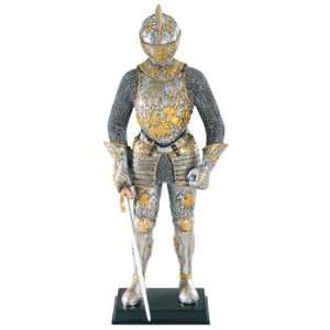 Knight Of The Renaissance Collectible Figurine Statue