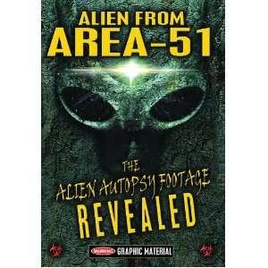 Alien From Area 51: Alien Autopsy Footage Revealed: n/a