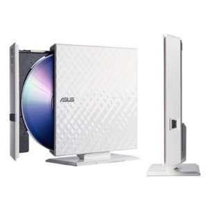 External DVD Drive   White Electronics
