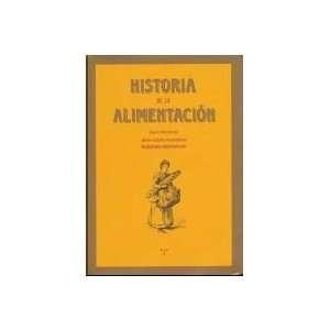 HISTORIA DE LA ALIMENTACION (9788497045599): JEAN LOUIS
