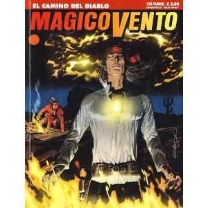 Magico Vento #128   El camino del diablo Various Authors Books