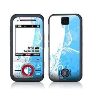 Blue Crush Design Skin Decal Sticker for Motorola Rival