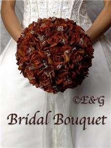 Bridal Wedding Bouquet Bouquets Flowers CHRISTIE BROWN