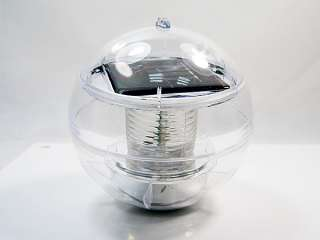 Solar Garden LED Light Lamp Color Change Water Floating