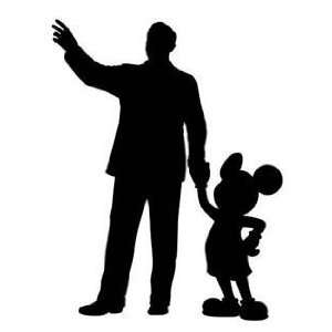 Mickey Mouse / Walt Disney Vinyl Decal Sticker / SMMWD005