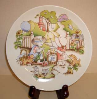 Watkins 1991 Country Kids Good Friends Are Forever Plate 1