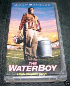 The Waterboy VHS Movie ADAM SANDLER 786936091533