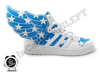 Adidas Originals By Originals Jeremy Scott JS Wings 2.0 American Flag