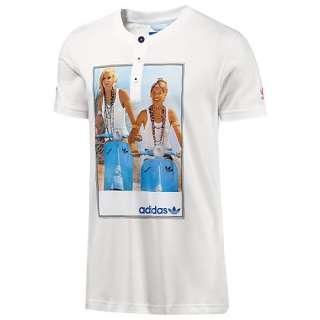 ADIDAS ORIGINALS VESPA GRAPHIC PRINT TEE T Shirt sz XL