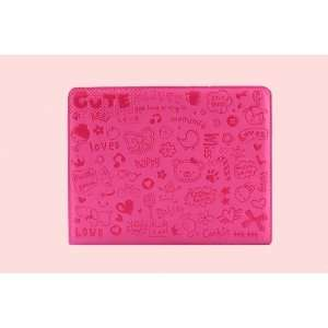 Lovely Cute Magic Girl Lopez Cartoon Smart Cover Shell Pu Leather Case