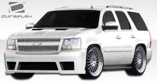 07 12 Chevy Tahoe Hot Wheels DURAFLEX Front Body Kit