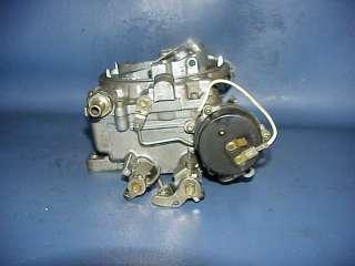Edelbrock Webber Carter AFB 4V barrel carburetor 1406 0726 600 CFM