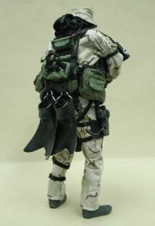 scale HOT TOYS NAVY SEAL UDT AGA MASK Ver