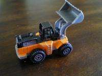 1979 Hot Wheels WHEEL LOADER Equipment FRONT END Vehicle MATTEL